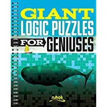 Giant Logic Puzzles for Geniuses