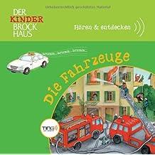 TING Der Kinder Brockhaus Hören und entdecken Fahrzeuge