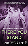 There You Stand: Between Breaths