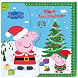 Peppa Pig Mein Adventskalender: Mit 24 Büchlein in Kalender-Box - .