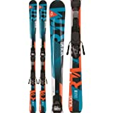 Völkl Ski RTM 75iS Skiset Color Schwarz