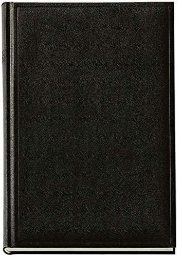 Praxistimer Balaton schwarz 2020: Hochwertiger, großer Buchkalender. Din A4. 1 Tag 1 Seite.