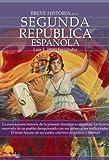 Image de Breve historia de la Segunda República española