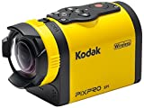 Kodak SP1 Extreme Pixpro Action Kamera inklusiv Extreme Kit gelb/schwarz