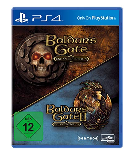 Baldur's Gate Enhanced Edition - [Playstation 4]