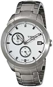 Tissot Homme Montre T0694394403100 Analogique Quartz Saphir Inrayable