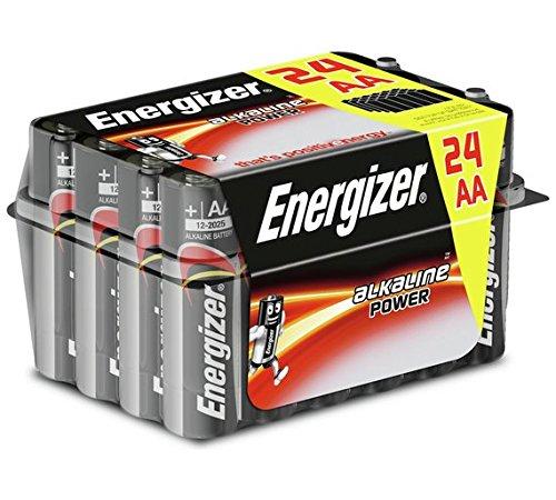 Newsbenessere.com 51Uh19SxgcL Energizer 627502 Family Pack Classic Batterie Alcaline Stilo AA, 24 Pezzi