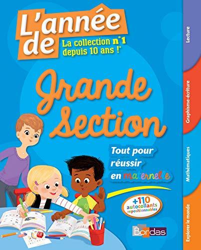 L'année de Grande Section par Ginette Grandcoin-Joly