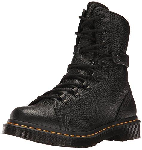 627fe66edb8 Coraline Dr Martens Bottines (noir) Noir. Chaussures pour hommes  Matériel  externe  cuir  Doublure  Tissu ...
