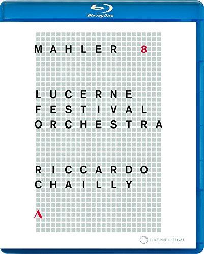 Gustav Mahler: Sinfonie Nr. 8 - Riccardo Chailly [Blu-ray]