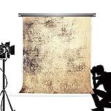 Kate Strukturierte Mikrofaser Hintergründe für die Fotografie Farbe Faltbare Musselin Old Master Foto Hintergrund Requisiten für Studio Hochformat 6,5 x 10ft /2 x 3 m