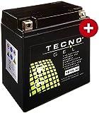 GEL Batterie YB10L-A2 Suzuki GS 500 E 1979 von TECNO