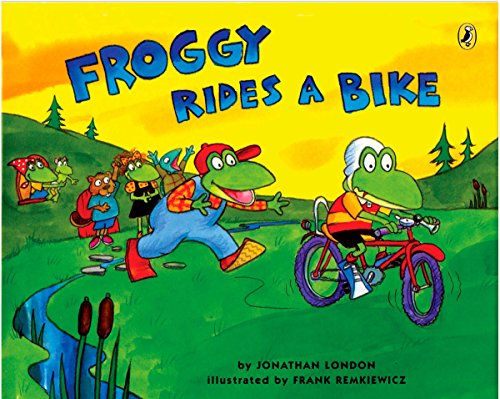 Froggy Rides a Bike (Froggy (Paperback))