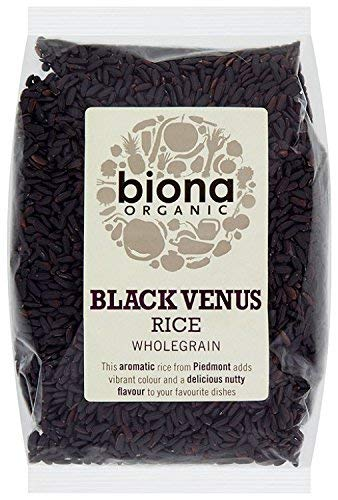 Biona Organic Black Venus Rice 400g (Pack of 2) 1