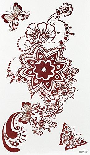 Taille de tatouage réaliste Spestyle 6.69\