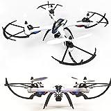 WayIn® JJRC H16 Nueva Versión Yizhan Tarantula X6 - 1 sola Drone Drone (sin control remoto, cámara, batería, cargador) -Negro
