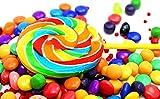 Candy Parfum Huiles–économie Lot de Favourites–Bubble Gum, Chocolat Foncé, Guimauve Grillée, gingembre pain, Chocolat Orange–pour aromathérapie, fabrication de bougies, Brûleurs d'huile de bain et de massage/