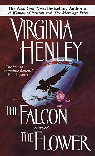 The Falcon and the Flower (Medieval Plantagenet Trilogy Book 1) (English Edition) Henley Flowers