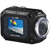 JVC Kamera Adixxion GC-XA 1 Full HD Wi-Fi inkl. Zubehör