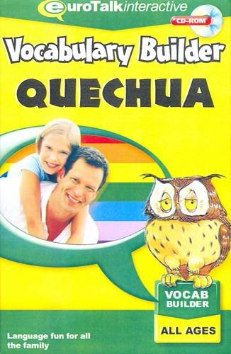 Vocabulary-Builder-Quechua