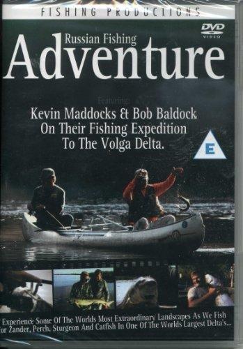 51UhAUzd7xL - BEST BUY# Russian Fishing Adventure [DVD]