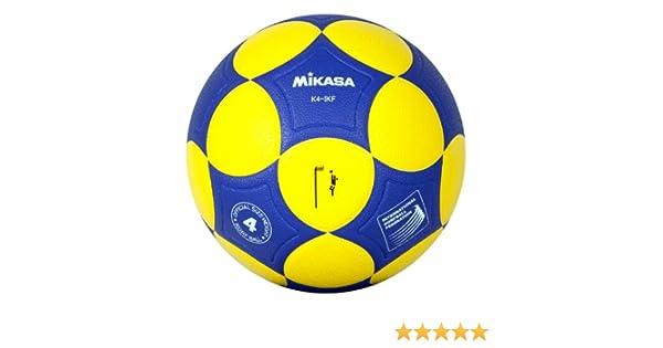 Mikasa K5-IKF 1240 Korfball Ball Size 5 Yellow//Blue