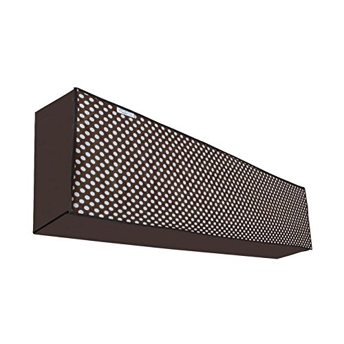 Dream Care Printed AC Cover for Carrier 1 Ton 5 Star Esko Split IN Unit  available at amazon for Rs.349