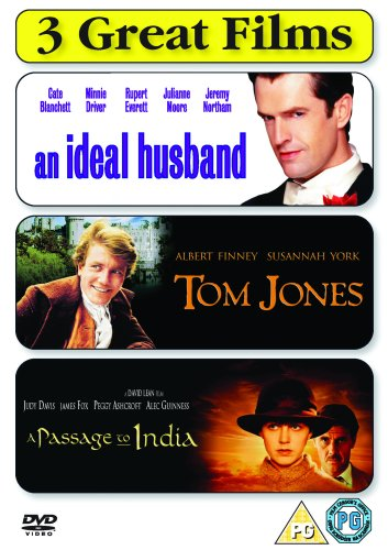 An Ideal Husband/Tom Jones/a Passage to India [UK Import] (Passage To India-film)