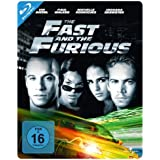 The Fast and the Furious - Steelbook