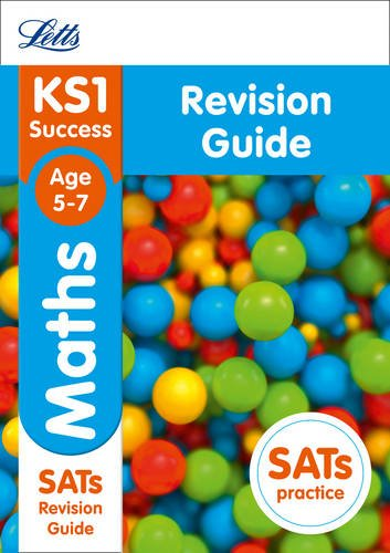 KS1 Maths SATs Revision Guide: 2018 tests (Letts KS1 Revision Success)