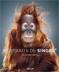 Portraits de singes