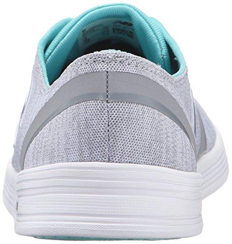 New Balance Women's 628 Court Lifestyle Shoe, Steel Mink/Aquarius, 10 B US AH