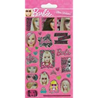 Paper Projects Barbie Foiled Stickers