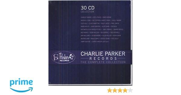 the latest 3cd4d 5d756 Charlie Parker Records - The Complete Collection - Charlie Parker, Cecil  Payne, Duke Jordan, Mundell Lowe, Various  Amazon.de  Musik