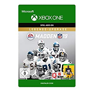 Madden NFL 19: Legends Upgrade DLC | Xbox One – Download Code