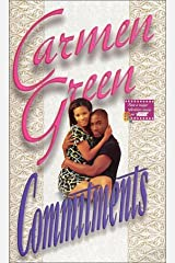 Commitments (Arabesque) by Carmen Green (2001-04-01) Mass Market Paperback