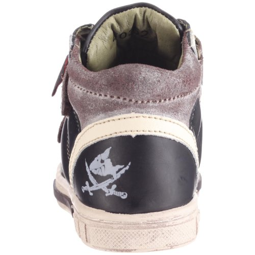 Capt'n Sharky Harry, Bottes garçon Noir - V.2