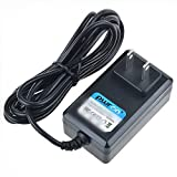 #3: PwrON (6.6 FT Extra Long Cable) AC TO DC Adapter For Casio Digital Piano Keyboard WK-6500 WK-6600 WK-7500 WK-7600 AT-5 AT-3 Workstation Power Supply Cord