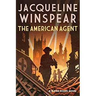 The American Agent (Maisie Dobbs, Band 15)