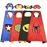 Dreaming Juguetes Niños 3-12 Años, Disfraces de Superhéroe Juguetes para Niños de 3-12 Años Máscaras de Superhéroe 3-12 Años Juguetes Niño Rgalos para Niños de 3-12 Años