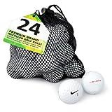 Second Chance PD 24 Balles de golf recyclées Catégorie A