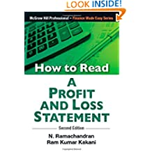 How to Read  Profit and Loss Statement