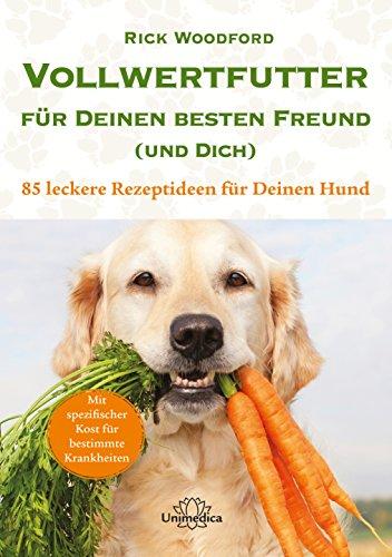 Vollwertfutter für Deinen besten Freund (und Dich) - 85 leckere Rezeptideen für Deinen Hund - Tür Seite Tabelle