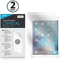 IPad-Pellicola protettiva per display LCD, BoxWave® [ClearTouch, confezione da 2 pz, con pellicola HD, protegge dai graffi professionale per Apple iPad