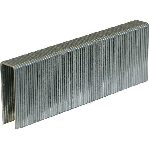 Silverline 457031- Pack de 5000 0.72 mm x 1.55 mm Agrafes de plancher