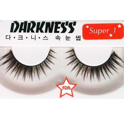 Darkness False Eyelashes Super 1 by Darkness False Eyelashes