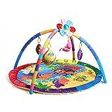 JYSPORT Alfombras de juego y gimnasios bebés animalitos gimnasio para manta de juegos manta juguetes educativos (Beach letters)