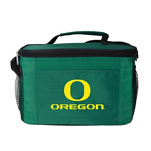 ncaa-oregon-ducks-insulated-lunch-cooler-bag-with-zipper-closure-green-by-kolder
