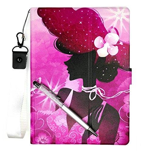Lovewlb Tablet Hülle Für Toshiba At10-A Excite Pure Hülle Ständer Leder Schutzhülle Cover SN