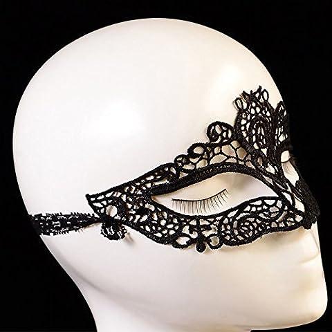 Bal Costumé Décorations - acustyle (TM) Lady Gril Masque Dentelle Sexy